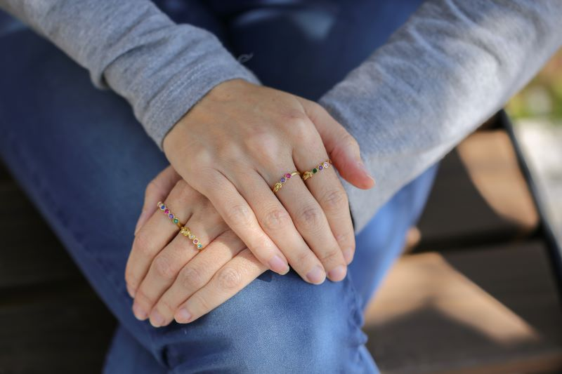 Mothers love ring