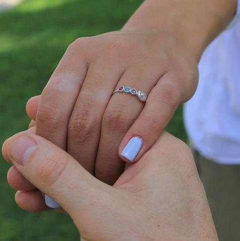 ties of love ring
